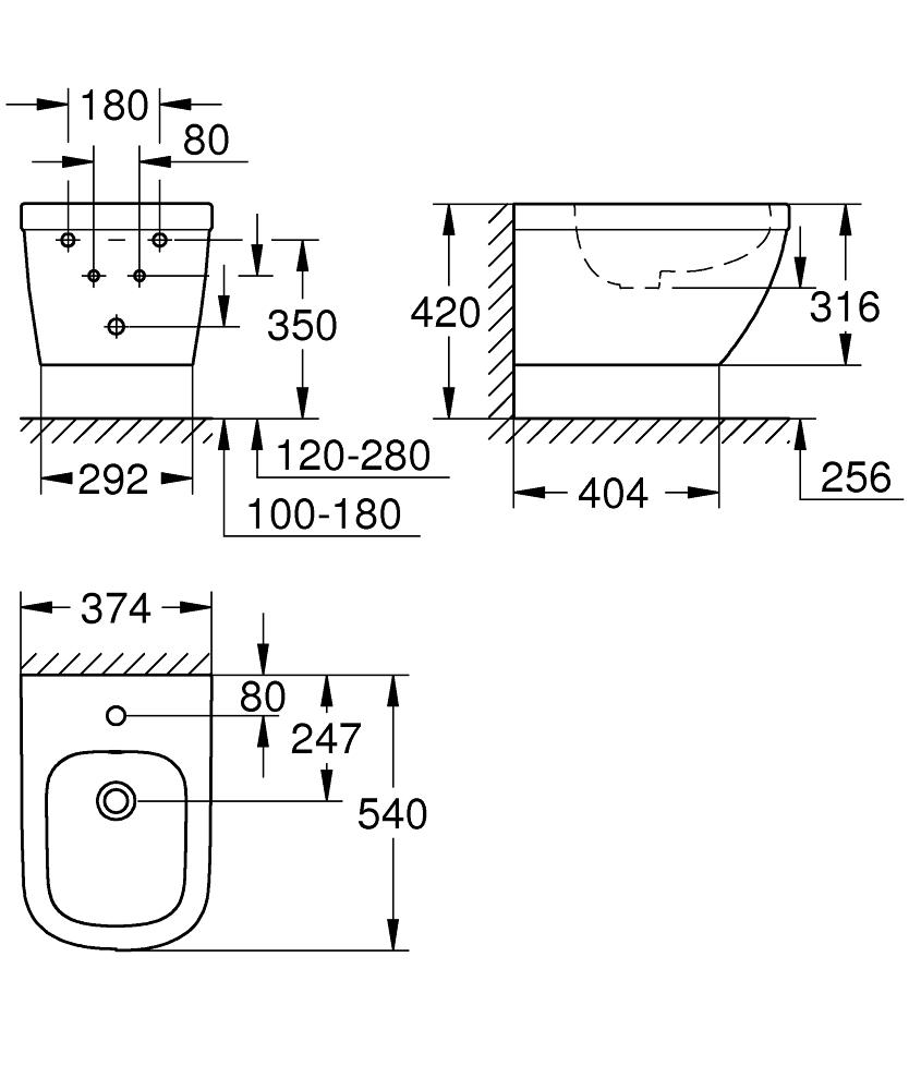 39208000 Dimensions