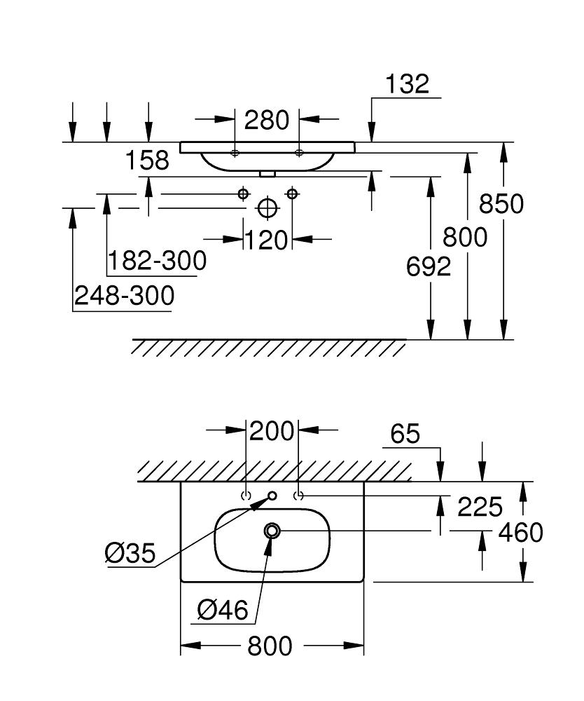 3958400H dimensions