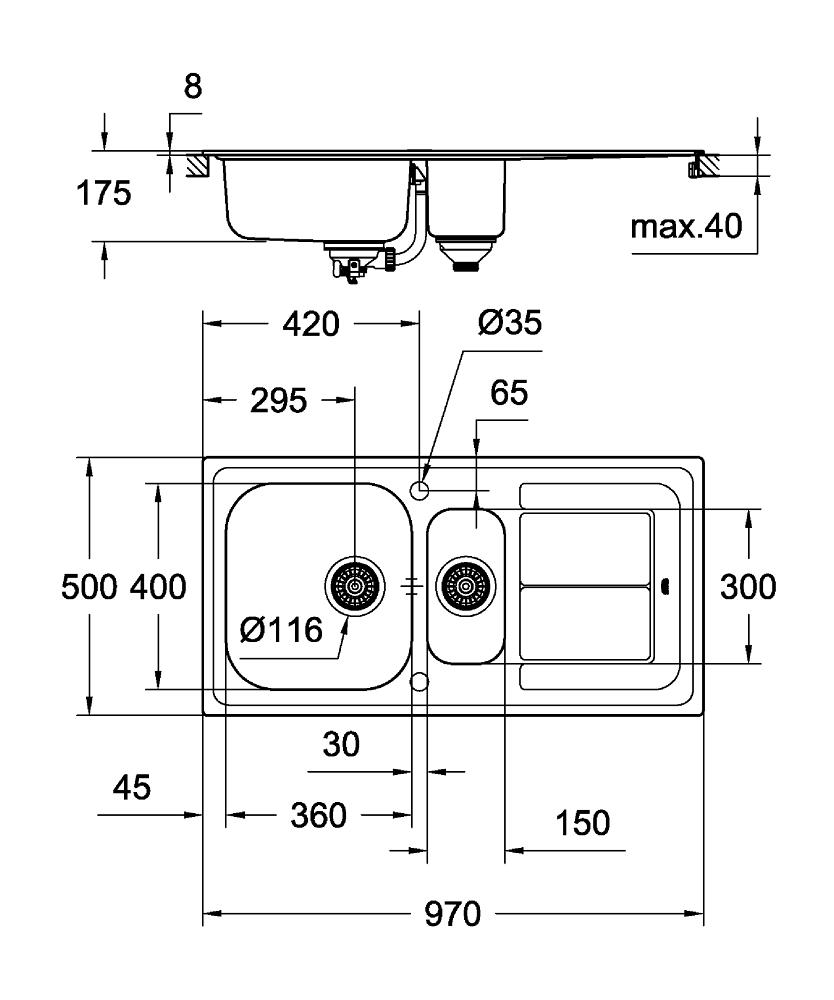 31564sd0 dimensions