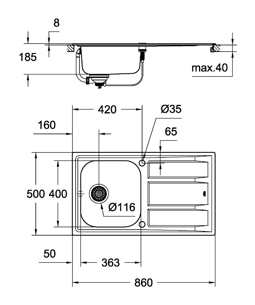 31566sd0 dimensions