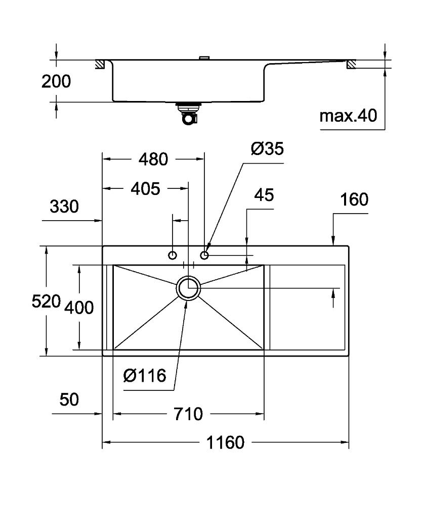 31581sd0 dimensions