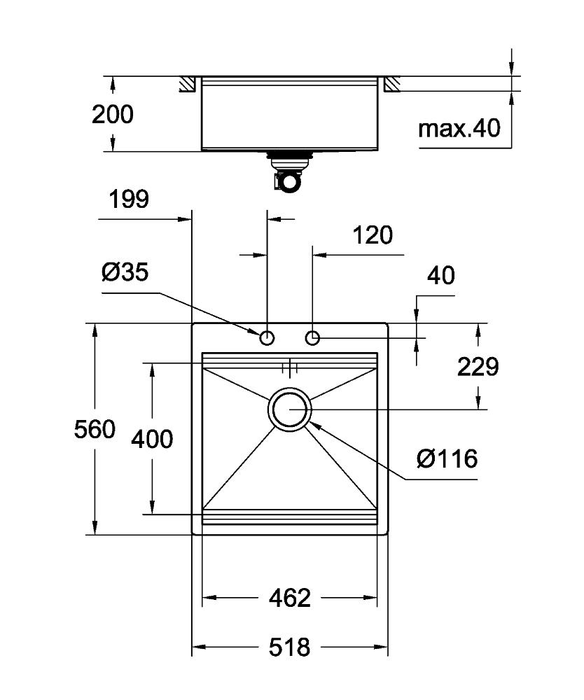 31583sd0 dimensions