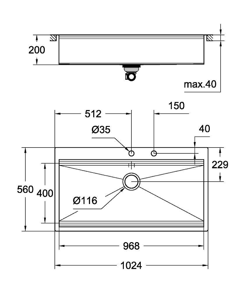 31586sd0 dimensions